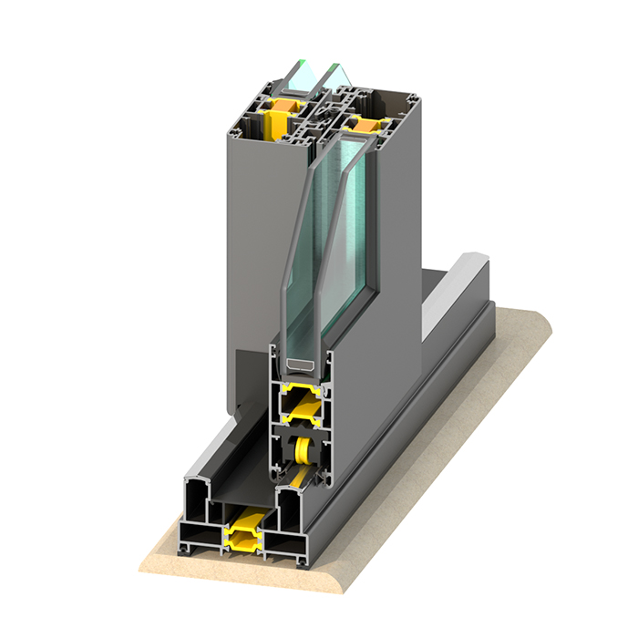 Everest Construction Group - 91000 Series System Main Image