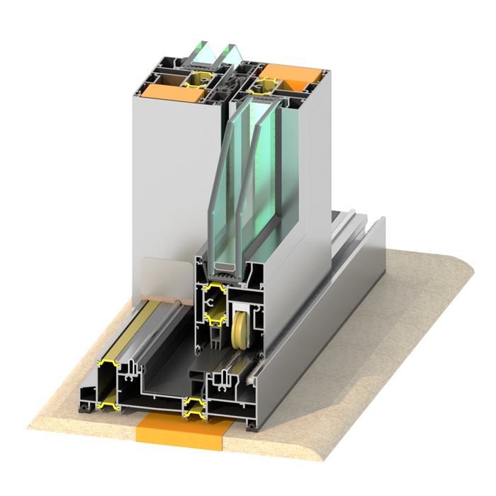 Everest Construction Group - 92000 Lift and Slider Series System Main Image
